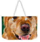 Everyone Loves A Golden  Weekender Tote Bag