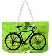 Everything Is Better On A Bike Weekender Tote Bag