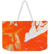 Evidence Of Angels Weekender Tote Bag