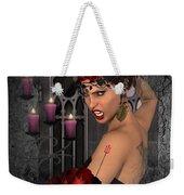 Evil Beauty Weekender Tote Bag