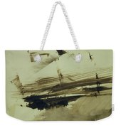 Evocation Of An Island Weekender Tote Bag