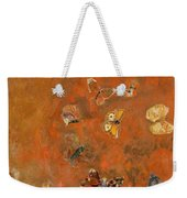 Evocation Of Butterflies Weekender Tote Bag