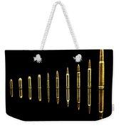 Evolution?-gold Edition Weekender Tote Bag