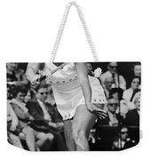 Evonne Goolagong (1951- ) Weekender Tote Bag by Granger
