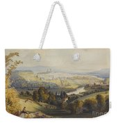 Exeter From Exwick, 1773 Weekender Tote Bag
