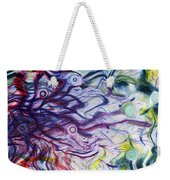 Exhalation Weekender Tote Bag