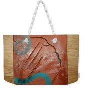 Exhale - Tile Weekender Tote Bag