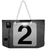 Exit Two Weekender Tote Bag