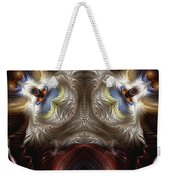 Exogenic Symmetry 1 Weekender Tote Bag