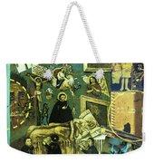 Exorcism Weekender Tote Bag