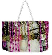 Exotic Elegance Weekender Tote Bag