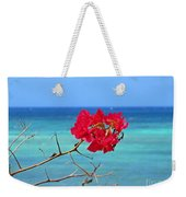 Exotic Flower Weekender Tote Bag