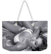 Exotic Hot Woman Weekender Tote Bag