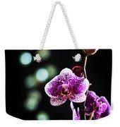 Exotic Orchid 2 Weekender Tote Bag