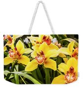 Exotic Orchids  Weekender Tote Bag