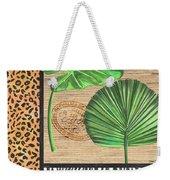 Exotic Palms 2 Weekender Tote Bag