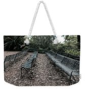 Expecting For Perfomance Weekender Tote Bag