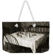 Expecting Guests Weekender Tote Bag