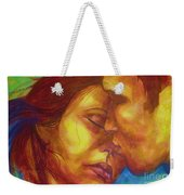 Expected Kisses Weekender Tote Bag