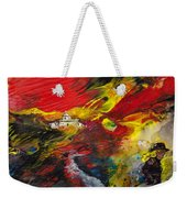 Expelled From The Land Weekender Tote Bag