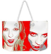 Expendable Poster Weekender Tote Bag