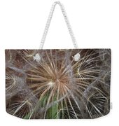 Experience The Dandelion Weekender Tote Bag
