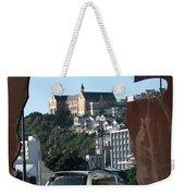Experiencing Welly Through Art Weekender Tote Bag