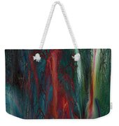 Experimental Tree Weekender Tote Bag