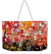 Exploding Nature Weekender Tote Bag
