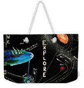 Explore And Discover Collector Edition Weekender Tote Bag