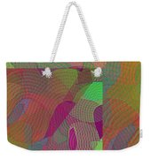 Explore Transdimensions Angle 44 Weekender Tote Bag