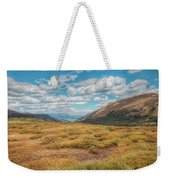 Exploring Guanella Pass Weekender Tote Bag