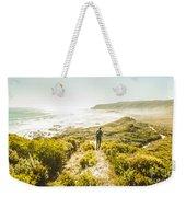 Exploring The West Coast Of Tasmania Weekender Tote Bag