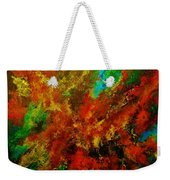 Explosion Of Colour Weekender Tote Bag