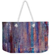 Expression # 9 The Blues Down And Out Weekender Tote Bag
