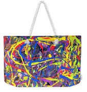 Expression 6 Weekender Tote Bag