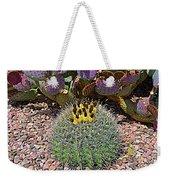 Expressionalism Budding Cactus Weekender Tote Bag