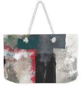 Expressionist Cross 4- Art By Linda Woods Weekender Tote Bag