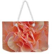 Expressionist Rose Weekender Tote Bag