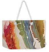 Feather Expressions Weekender Tote Bag