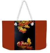 Expression Of Yellow Leaves. Weekender Tote Bag