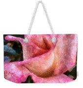 Exquisite Pink Weekender Tote Bag