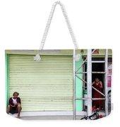 External Thoughts Weekender Tote Bag