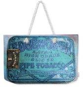Extra High Grade Sliced Weekender Tote Bag