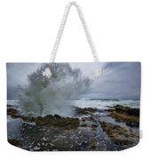 Extra Splash Weekender Tote Bag