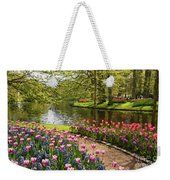 Exuberance  Weekender Tote Bag by Rosario Piazza