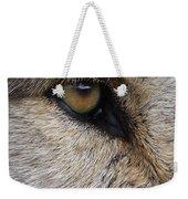 Eye Catcher Weekender Tote Bag
