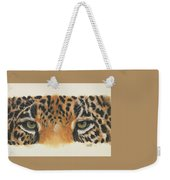 Eye-catching Jaguar Weekender Tote Bag
