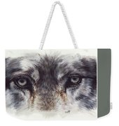 Eye-catching Wolf Weekender Tote Bag