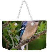 Eye Contact Weekender Tote Bag